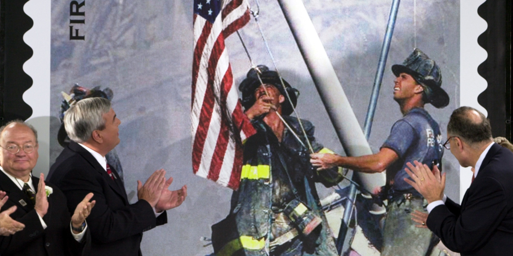 The 911 Flag From Ground Zero Is Missing HuffPost