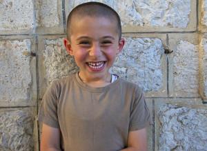 Lebanese Kid Smile