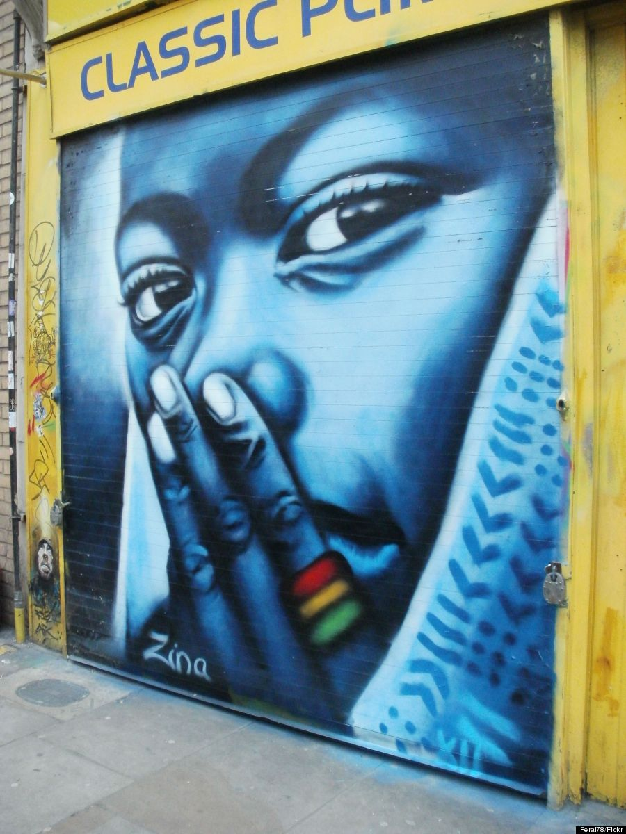 zina street art
