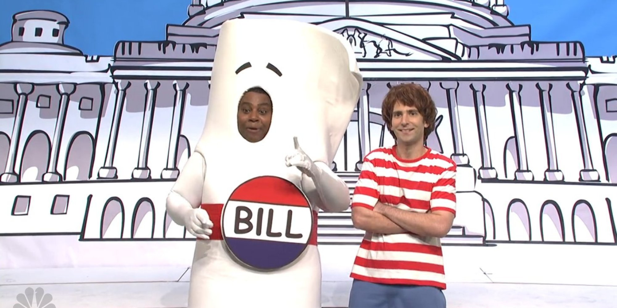 Snl Spoofs Obama Immigration With Schoolhouse Rock