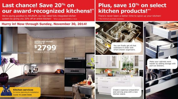 Yes Even Ikea Has Black Friday Deals This Weekend And Free