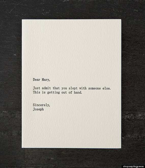 22 Clever Christmas Cards That Are Actually Funny HuffPost