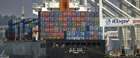 PACIFIC TRADE SHIPPING