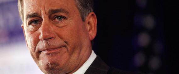 John Boehner Crying Smoking