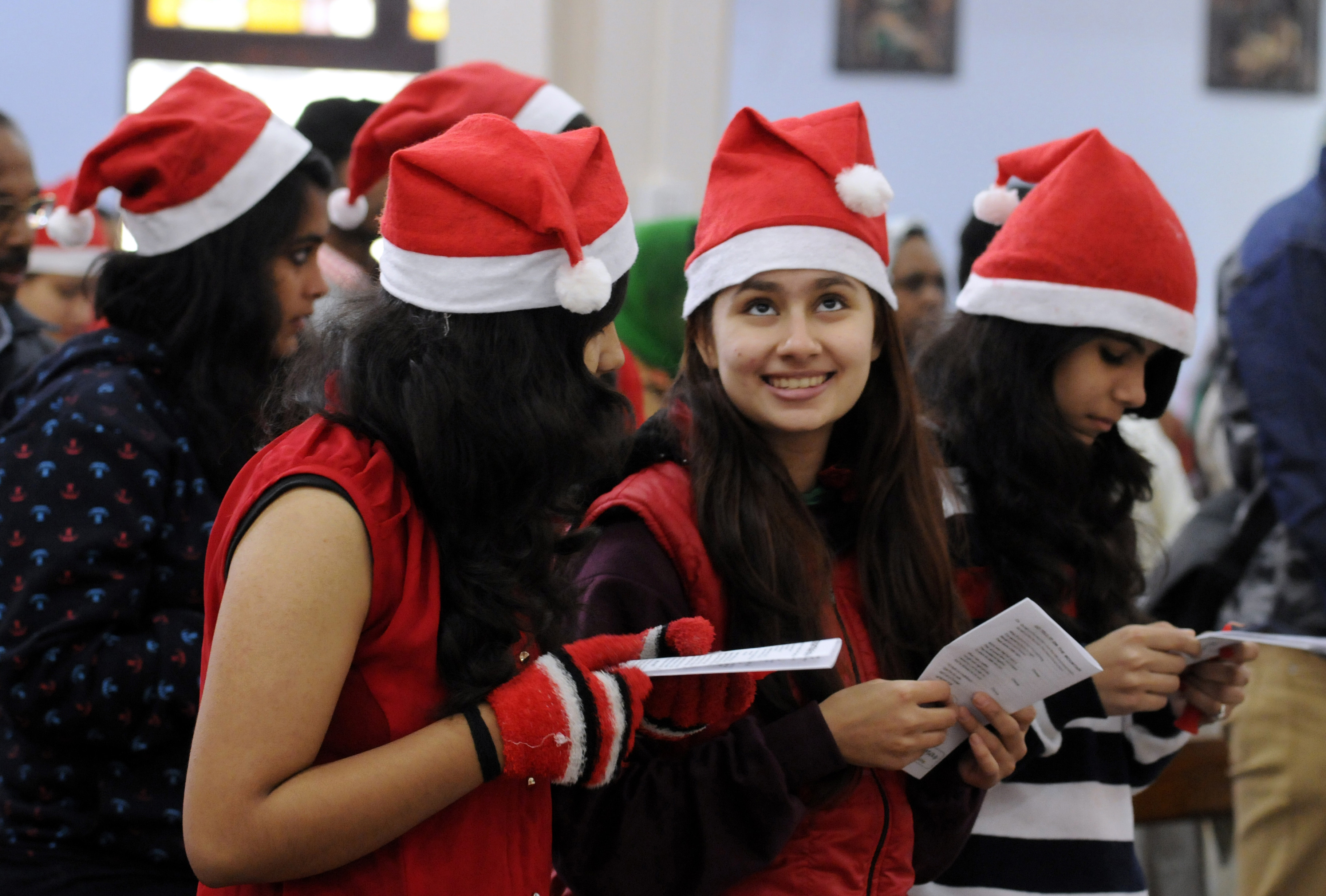 Image result for 25 december christmas day in india
