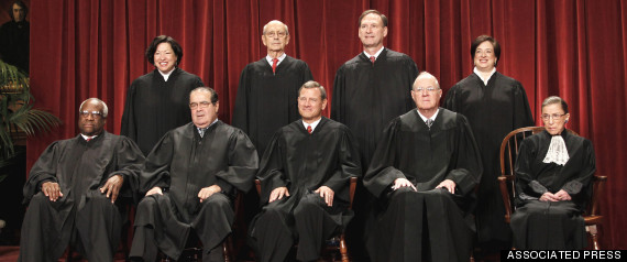 supreme court justices portrait