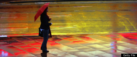 Radiation Rain Massachusetts