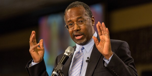 Ben Carson Calls For No Rules In War | HuffPost