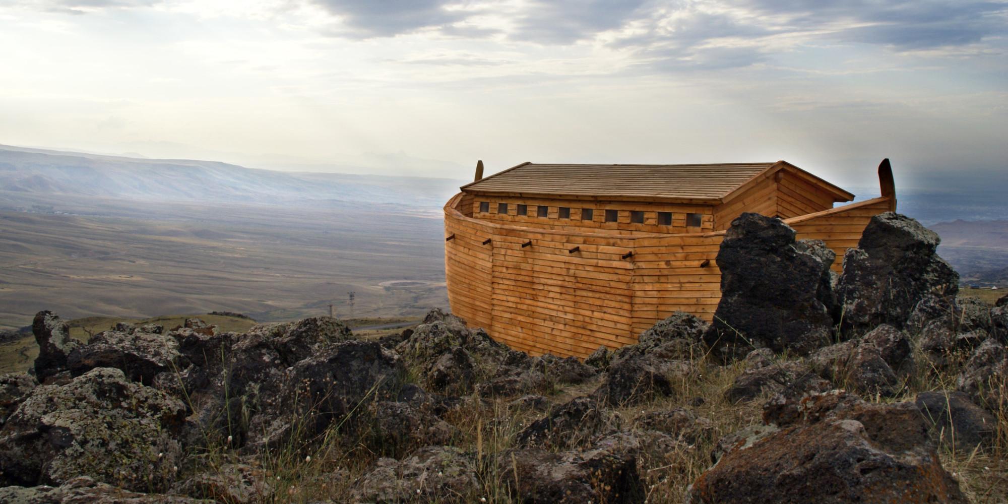 Noah S Ark To Be Built As Part Of Biblical Theme Park Near