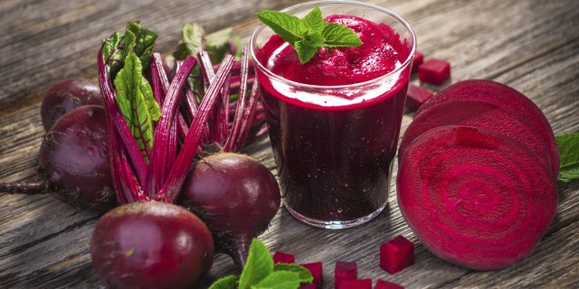 Beetroot juices