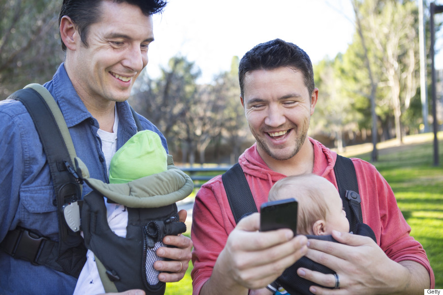 dads and babies