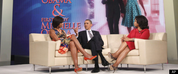 Obamas Chicago Oprah