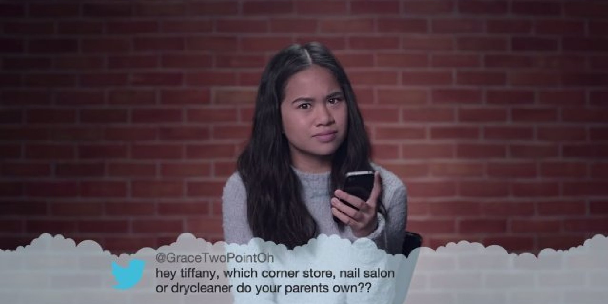 Watch These Kids Read Mean Tweets About Themselves To Shed Light On Cyberbullying HuffPost