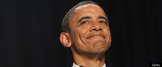 Obama White House Correspondents Dinner