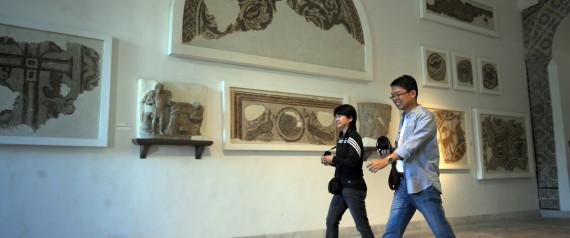 TUNISIE MUSE BARDO