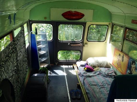 love bus inside