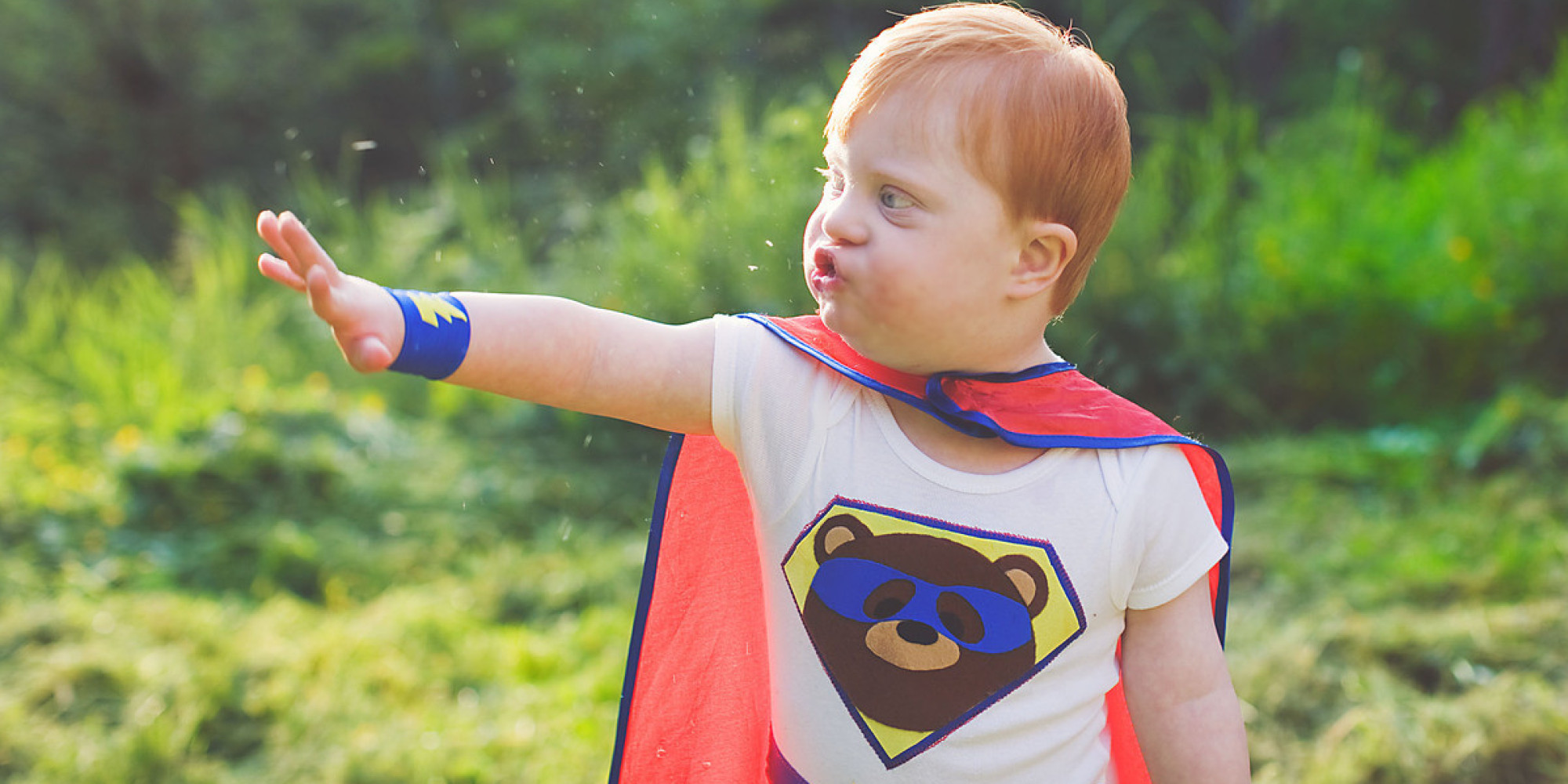 Kids With Special Needs Become Superheroes In Mom S
