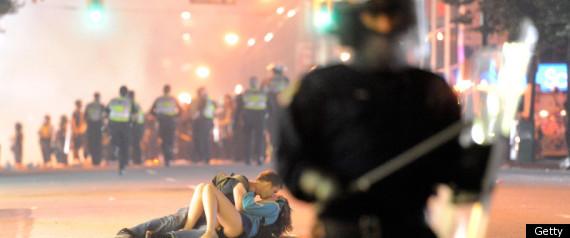 Vancouver Riots 2011
