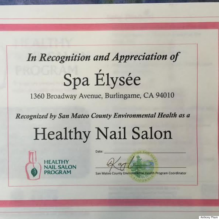 How California S Ethical Nail Salons Can Teach New York To Clean