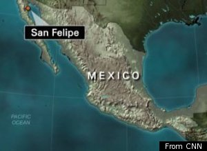 Tour Boat Sinks Mexico