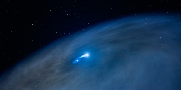 NASA's Hubble Space Telescope Discovers New Behaviour Of ...