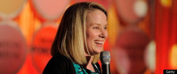 Marissa Mayer Women In Tech