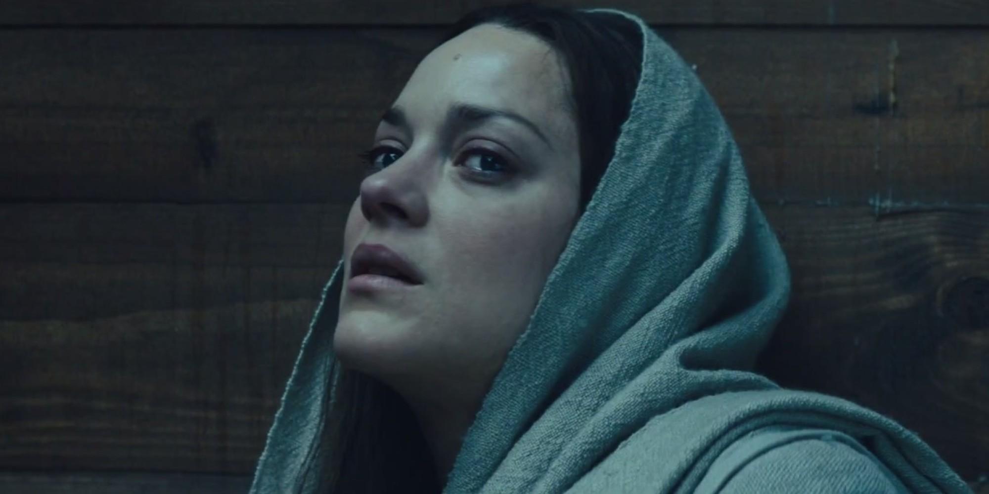 marion cotillard as lady macbeth in 2015 film macbeth