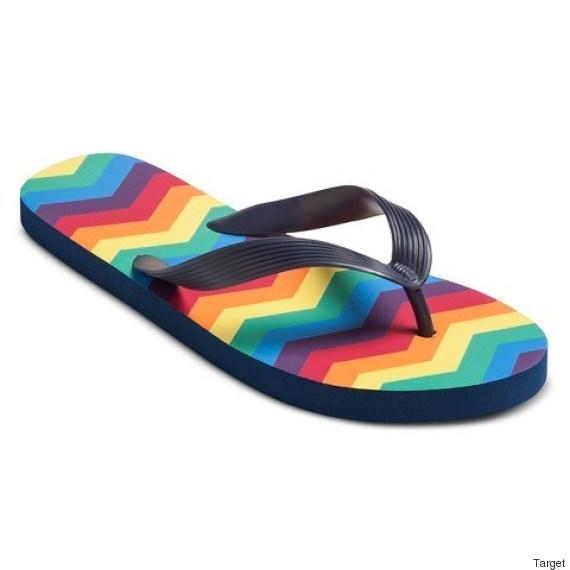 target flip flops