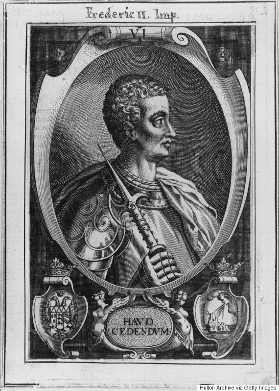 frederick ii holy roman emperor