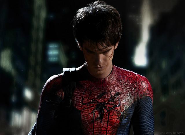 spiderman garfield
