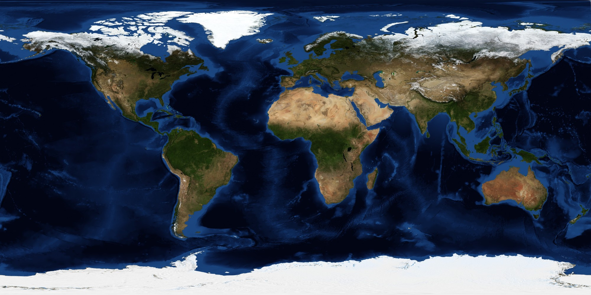 The Continents Rose Above Earth S Oceans Way Earlier Than