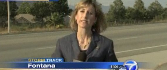 Leanne Suter, Los Angeles TV Reporter, Shot With BB Gun On ...