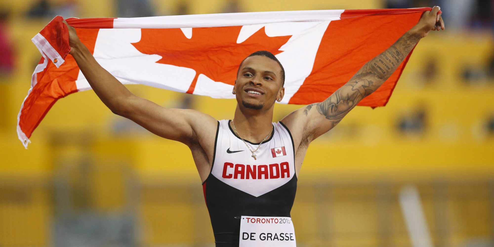 Image result for Andre De Grasse