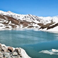 Rohtang Pass: bridges Kullu to Lahaul
