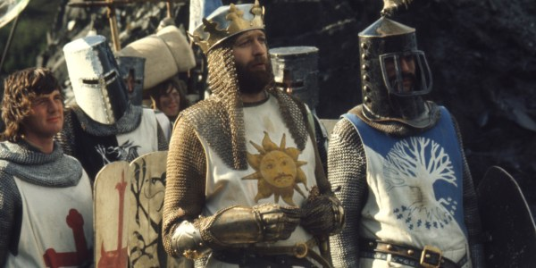 'Monty Python And The Holy Grail' Turns 40 - And John ...