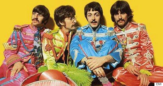 http://www.huffingtonpost.co.uk/2015/08/06/keith-richards-the-beatles-sergeant-pepper-rubbish-album_n_7946520.html  - Rolling Stones' Keith Richards Slams The Beatles' Sergeant Pepper Album - 'A Mishmash Of Rubbish'