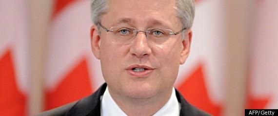 Stephen Harper Cuts Stimulus