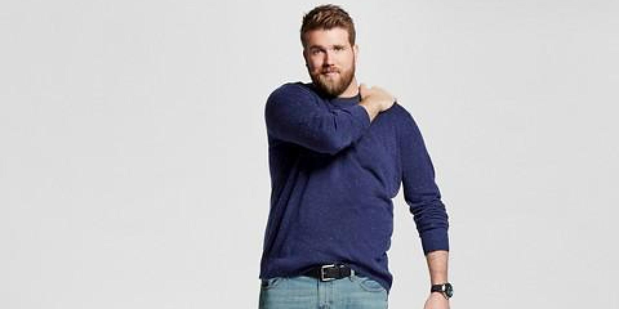 Plus Size Male Models Why Are These Men Missing From The