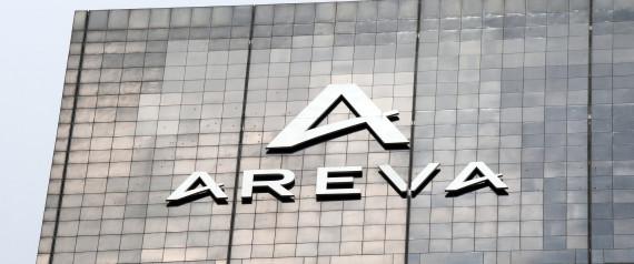 AREVA CNNC CHINE