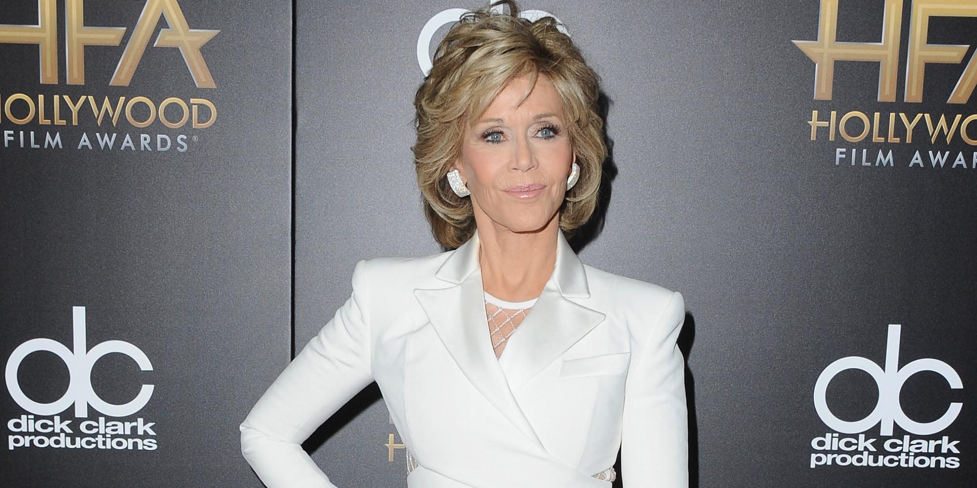 Jane Fonda Hairstyles Through The Years