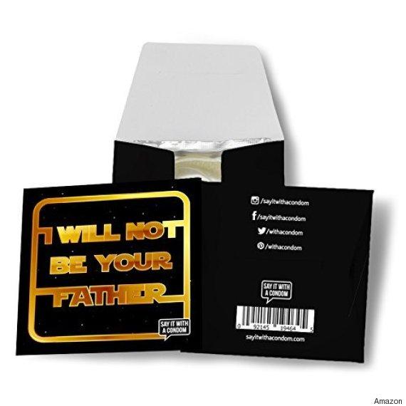 star wars condom