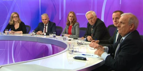 BBC Question Time Criticised By Viewers On Twitter For ...