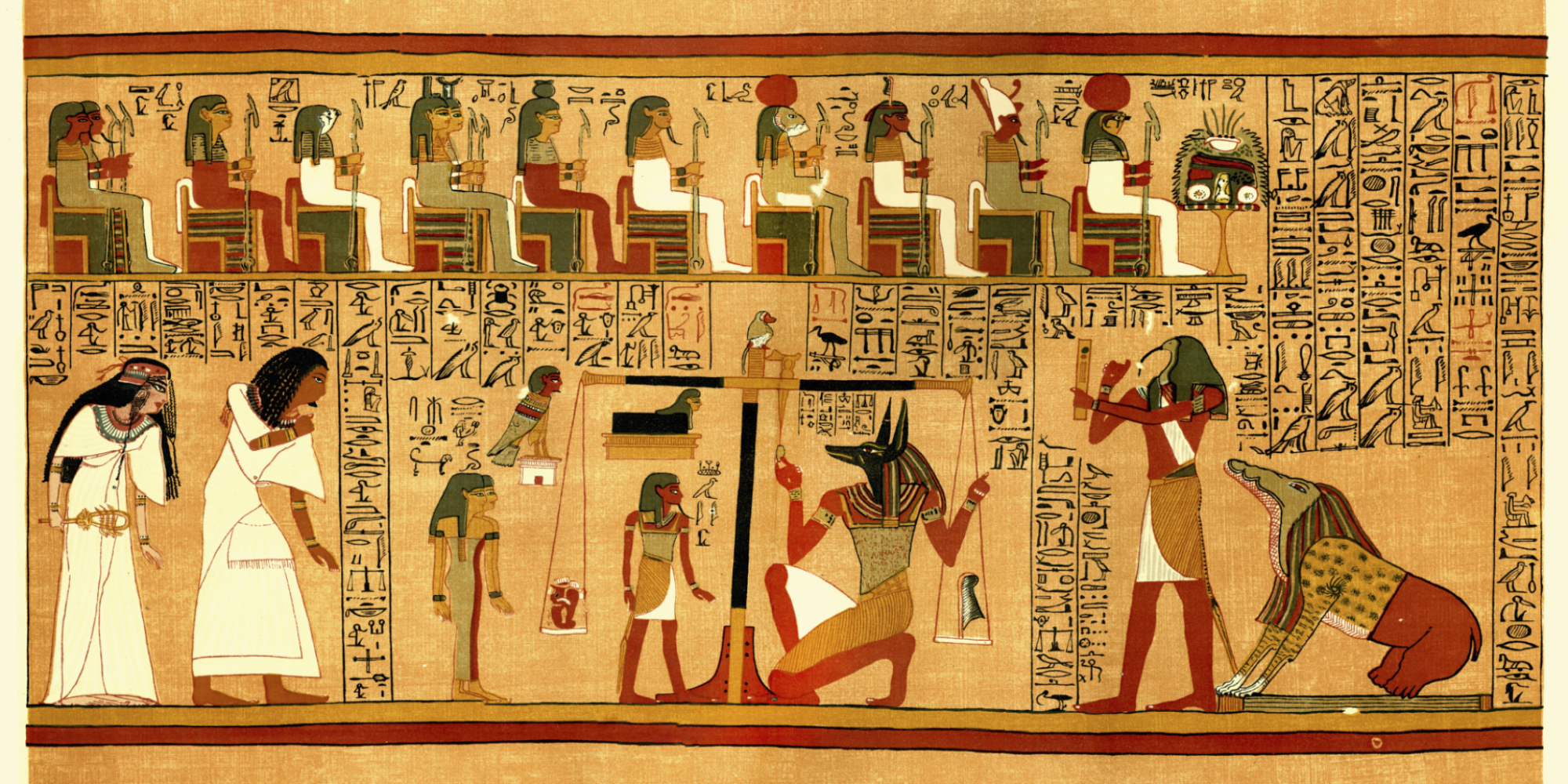 From Ancient Egyptian Anomalies To Old School Dating This