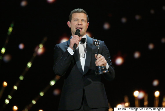 NTAs 2016 Host Dermot O'Leary Throws Shade At 'The X ...