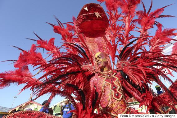 Trinidad, Carnival, Costumes, Masqueraders, Colourful,