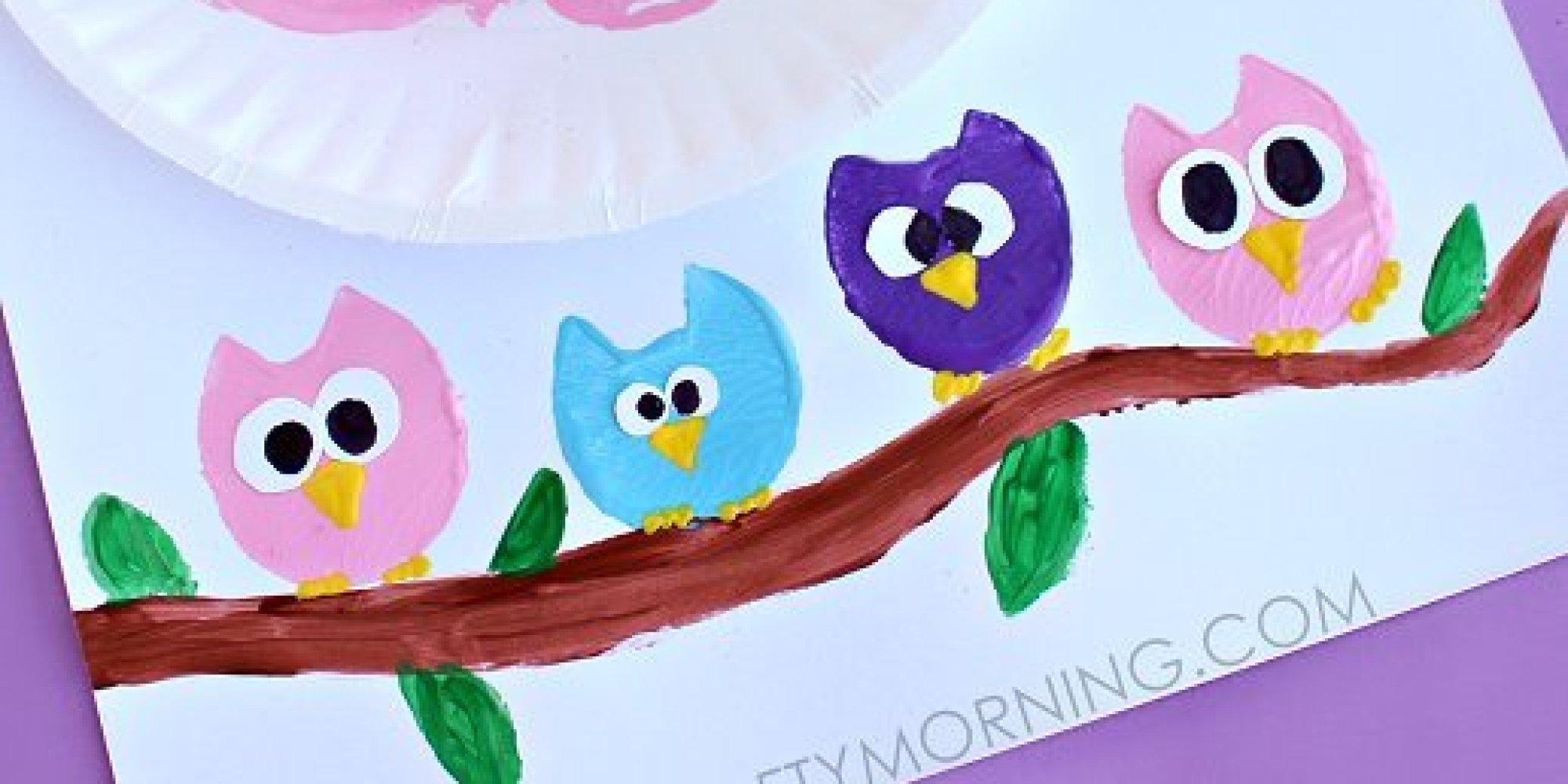 Kids Craft Ideas 11 Ways To Make Stamp Art With Potatoes