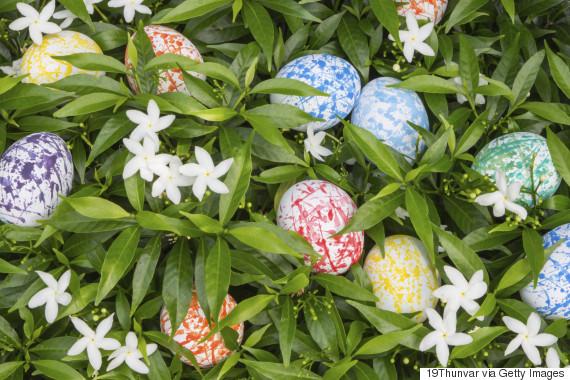 7 Tips For Pulling Off An Epic Easter Egg Hunt | HuffPost