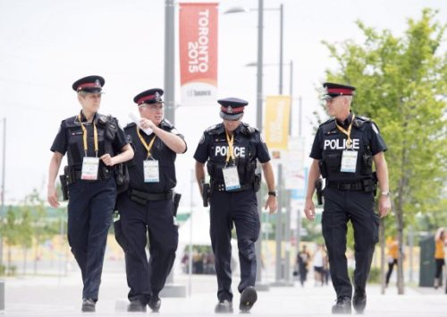 toronto police cost of policing