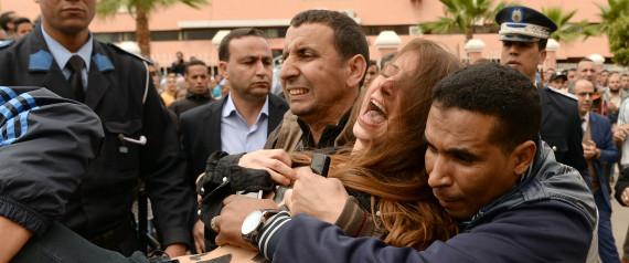 FEMEN MAROC