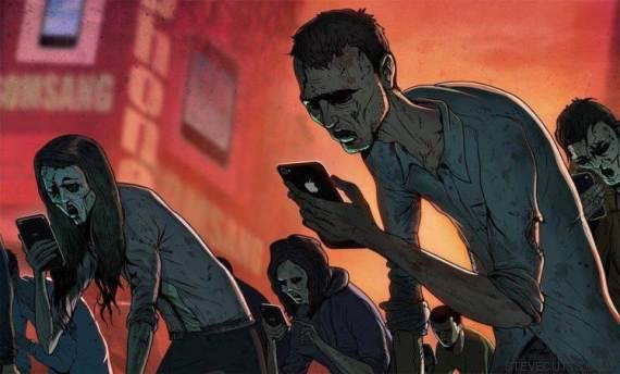 phone slaves